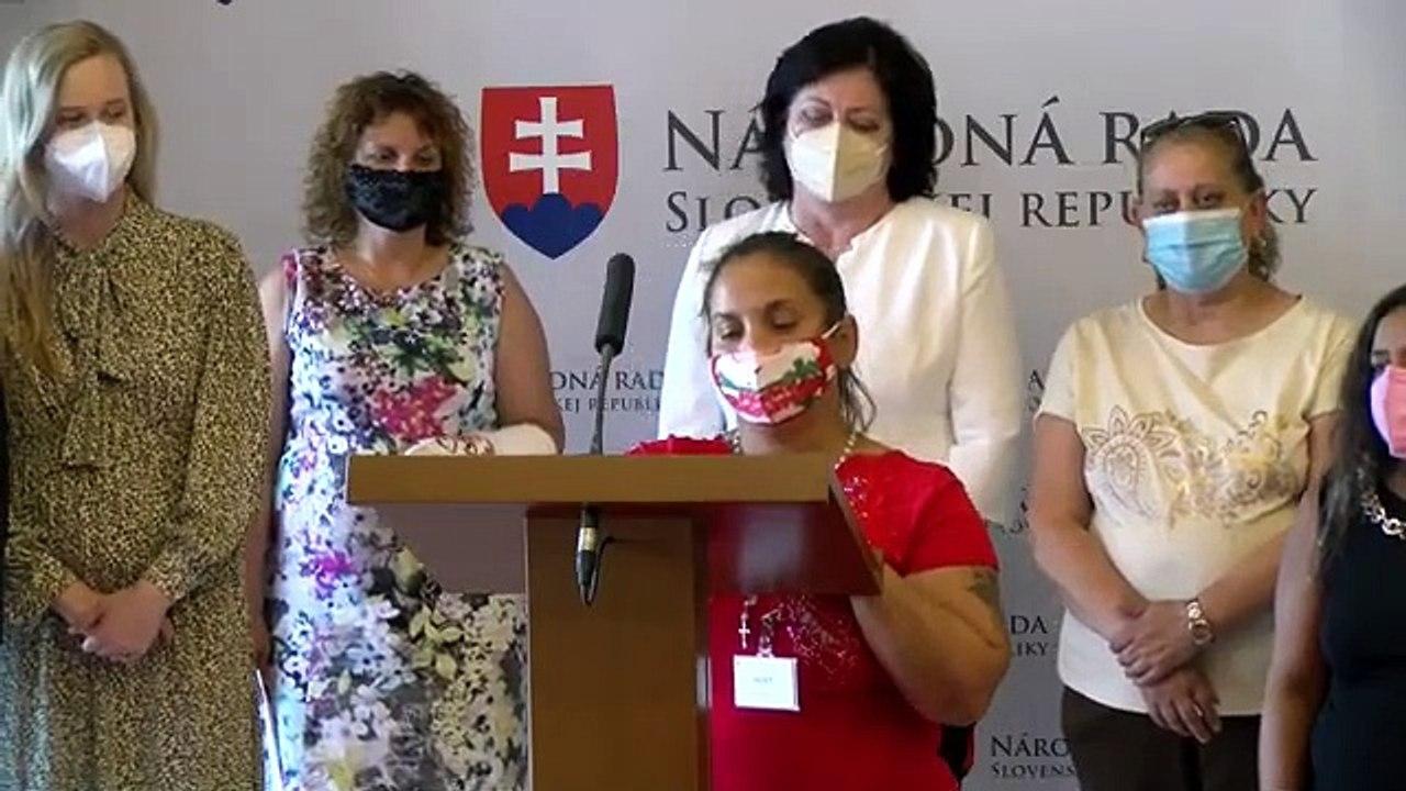 ZÁZNAM: TK -Nezákonné sterilizácie žien na Slovensku