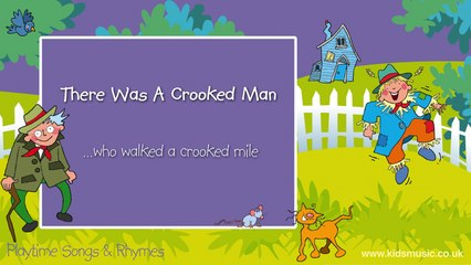 Kidzone - There Was A Crooked Man