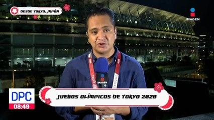 Entrenamientos de la Selección Mexicana en Tokyo 2020