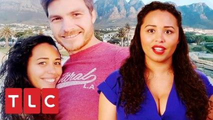 Latina teme a los prejuicios raciales y a la brecha cultural | Todo en 90 Días | TLC Latinoamérica