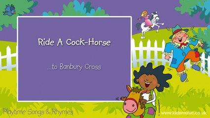 Kidzone - Ride A Cock-Horse