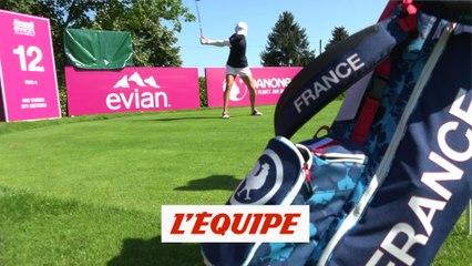 Alain Alberti « Pas la même Pauline qu'il y a deux ans » - Golf - Evian Championship