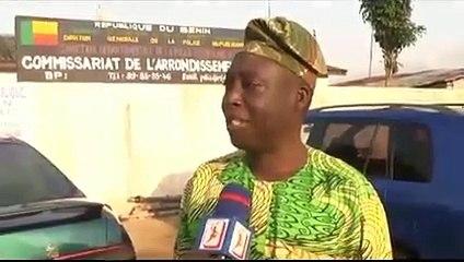 Bénin: Un faux agent de la présidence arrêté (Vidéo)