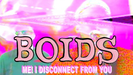 BOIDS - Me! I Disconnect From You (Gary Numan Cover)