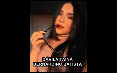 DÁVILA TAINÁ - BERNARDINO BATISTA - PB   (TALENTOS DO SERTÃO)