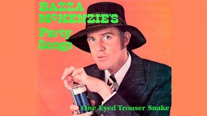 Barry Crocker - One Eyed Trouser Snake