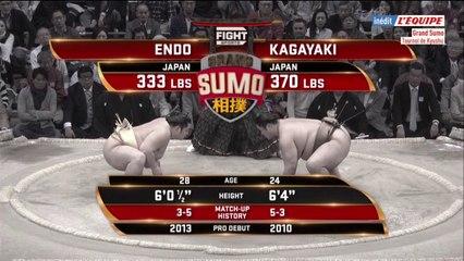 Sumo -  : Le replay du tournoi de Fukuoka