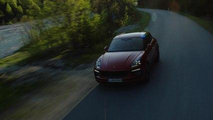Stronger, sharper, sportier - the new Porsche Macan