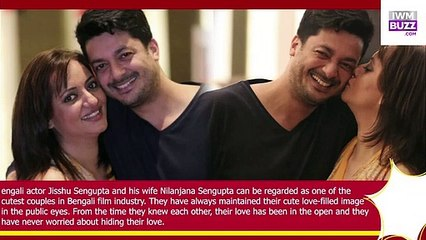 In Pics Jisshu Sengupta And His Romantic Private Photos With Wife