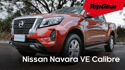 Review: 2021 Nissan Navara VE Calibre 4x2 AT