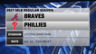 Braves @ Phillies Game Preview for JUL 22 -  7:05 PM ET