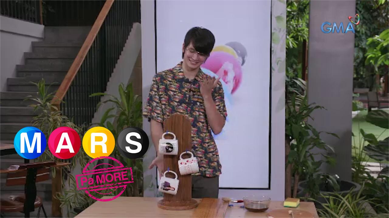 Mars Pa More: DIY Coffee Mug Holder ala Gil Cuerva! | Handy Mars