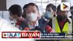Mga dumating na Pfizer vaccine doses, ilalaan sa Cebu City, Davao City at NCR; kabuuang doses ng mga bakunang dumating sa bansa, halos 30-M na