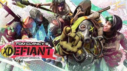 Tom Clancy's XDefiant   Worldwide Reveal