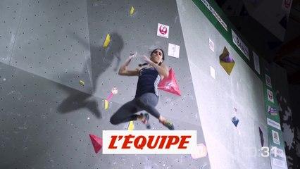 La quête olympique de Fanny Gibert - Adrénaline - Escalade