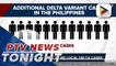 DOH reports 12 more local Delta cases