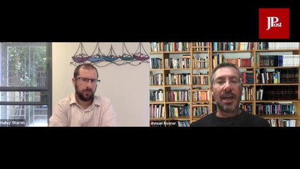 JPost one-on-one Zoomcast: The Jewish People Policy Institute (JPPI) fellow Shmuel Rosner.