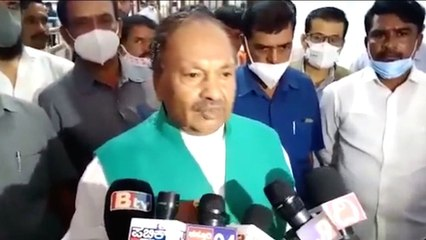 K S Eshwarappa : ಹೈ ಕಮಾಂಡ್ ನಿರ್ಧಾರವೇ ಫೈನಲ್ !!   Oneindia Kannada