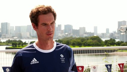 Murray: Competing in Team GB means little bit more