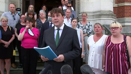 Croydon tram victim families call for new crash inquest