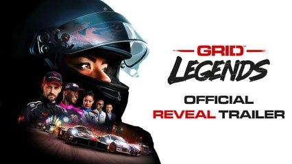 GRID Legends - Trailer d'annonce