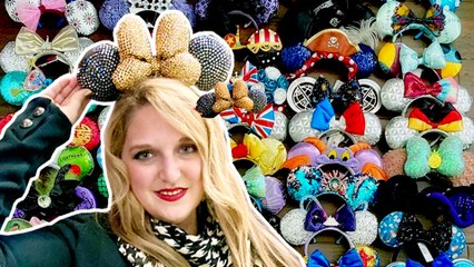 My Massive Minnie Mouse Ears Collection