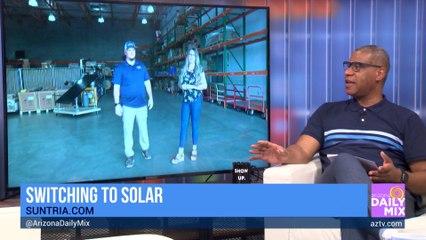 Switch to Solar with Suntria