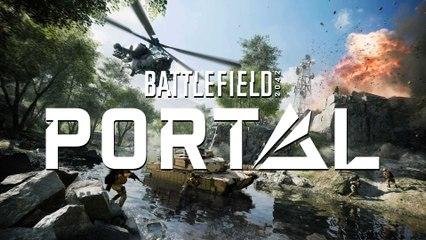 Battlefield 2042   Battlefield Portal Reveal Trailer (EA Play Live 2021)