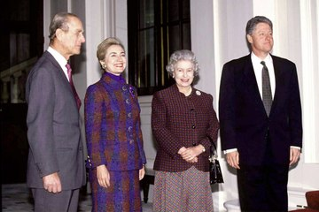 Declassified Documents Reveal Bill Clinton Declined Queen Elizabeth's Invitation for Tea