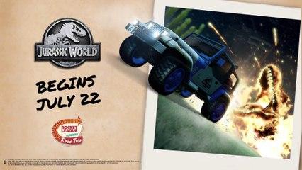 Rocket League   Jurassic World Bundle Trailer (2021)