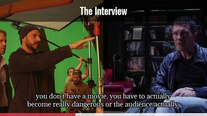 The Hitman's Wife's Bodyguard Antonio Banderas (Captioned)