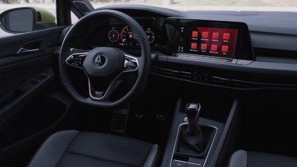 2022 Volkswagen Golf GTI Interior Design