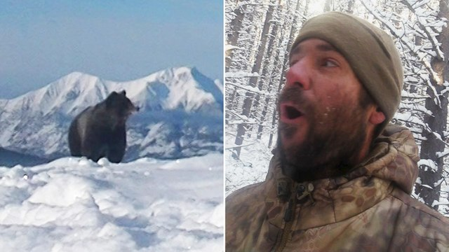 Alone: Clay Tracks Down a Terrifying Grizzly Bear