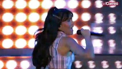 Aitana brilla en el escenario de Starlite