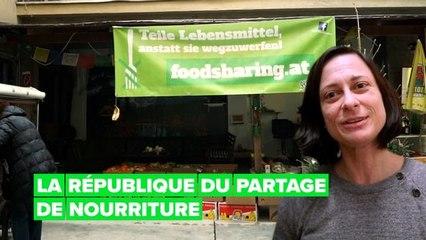 La République du partage de la nourriture