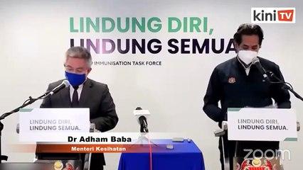 Menteri Kesihatan nafi bantuan oksigen di Hospital Ampang tak cukup