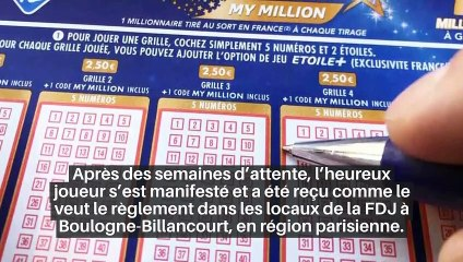Le nouveau millionnaire tarn-et-garonnais a enfin encaissé son gain_IN