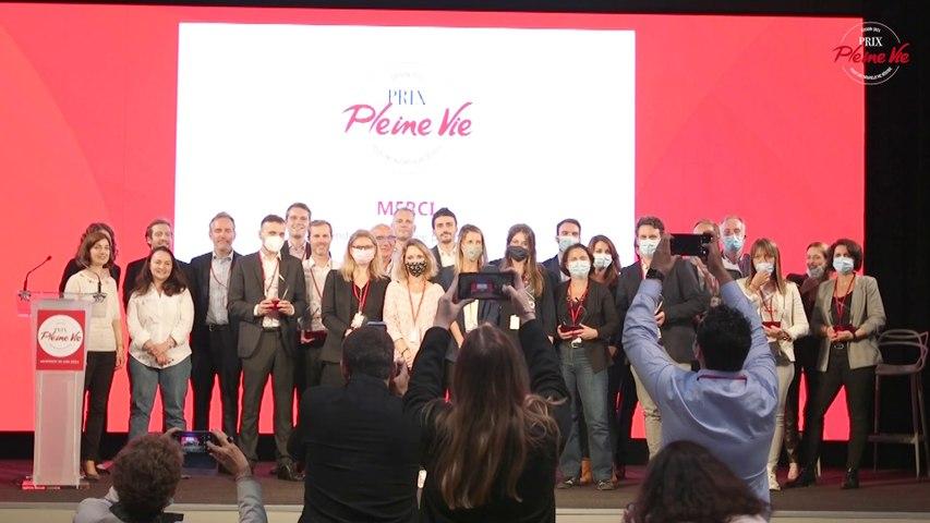Les Prix Pleine Vie 2021 : revivez la première édition !