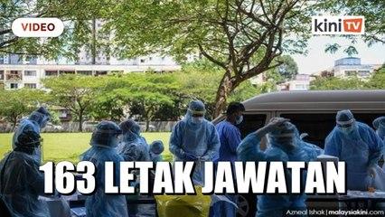 '163 doktor kontrak letak jawatan di Selangor sejak Januari hingga kini' - KKM