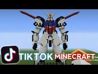 Best Compilation of Tiktok Minecraft (flash,herobrine,robot,Thanos,iron Man)