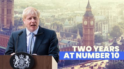 Boris Johnson - A JPIMedia Retrospective of the Prime Minister's first two years in government