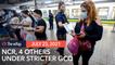 Gov't imposes stricter GCQ in Metro Manila, Ilocos Norte, Ilocos Sur