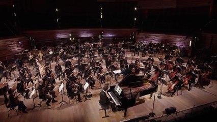 Nadia Boulanger : Fantaisie variée pour piano et orchestre (Eric Le Sage)