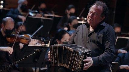 Piazzolla : Aconcagua, concerto pour bandonéon et orchestre
