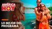 América Hoy: Ethel Pozo disfruta de vacaciones en Cancún junto a su novio (HOY)