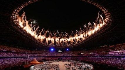 Olympische Spiele eröffnet