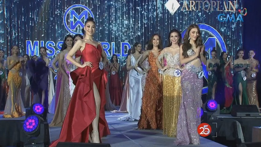 Miss World Philippines coronation night, sa Aug. 8 na idaraos matapos ibalik sa GCQ with heightened restrictions ang NCR   Saksi