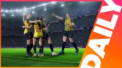 L'OUVERTURE AUX FEMMES DE FOOTBALL MANAGER - JV Daily #Shorts