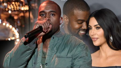Kanye West Cries Over Losing His Family At 'Donda' Event