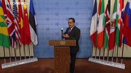 UN-Sicherheitsrat verurteilt Türkei